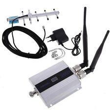 GSM 900Mhz Cell Phone Signal Repeater Booster Amplifier + Yagi Antenna