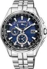 NEW CITIZEN watch ATTESA Atesa Eco-drive radio clock AT9090-53L Men's from japan