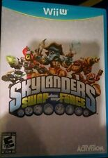 Skylanders Swap Force WiiU Video Game Only! (Nintendo Wii U, 2013)
