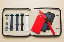 Watch Case Storage Portfolio For Apple watch bands