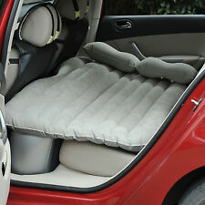 Outsunny Car Travel Inflatable Air Camping Sleep Mattress Vehicle Back Seat Bed