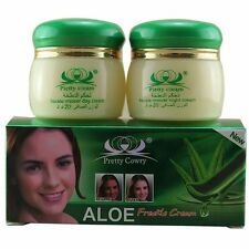 Aloe Whitening Face Cream Removes Pigment Freckles Moisturizing Night Day Cream