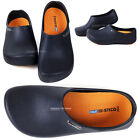 Women Chef Shoes Clog Kitchen Nonslip Safety shoes Oil and Water even on safety