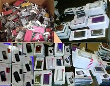 75 PIECES LOT CELL PHONE MIXED CASES COVERS IPHONE SAMSUNG GALAXY LG BLACKBERRY