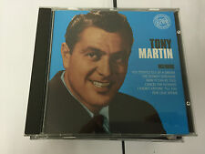 TONY MARTIN  Legendary Song Stylist CD 21 Track  UK Castle 1998 NR MINT