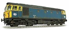 Boxed Heljan BR Blue Class 33 102 *PRO WEATHERED LOOK* DCC Ready