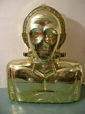 Vintage 1983 Star Wars C-3PO Action Figure Case + 15 Figures (1995-99)