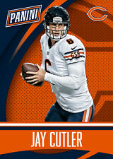 JAY CUTLER Bears Chicago Team Colors 2014/15 2015 Panini national convention
