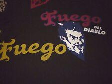 Fuego Del Diablo Shirt ( Used Size L ) Nice Condition!!!