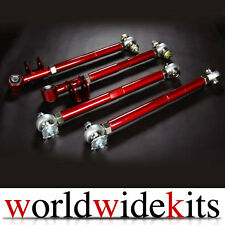 GODSPEED 93-01 GC8 02-07 WRX STI EJ20 EJ25 GDA GDB SUSPENSION LATERAL LINK 4PCS