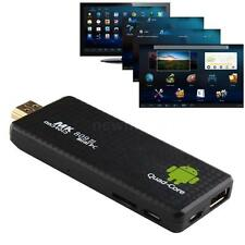 MK809III Android TV Box Dongle Stick Mini PC Quad Core 2G/8G Wifi HDMI Bluetooth