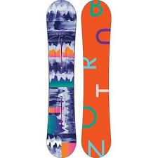 New Women's Burton Feather 149 cm Snowboard All Mountain