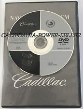 2004 2005 2006 2007 Cadillac CTS CTS-V Navigation DVD Map U.S Canada Version 6.0