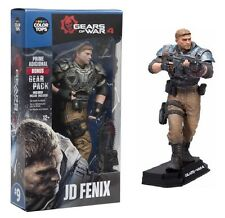 "Gears of War JD Fenix Blue Colour Tops 7"" Figure McFarlane PREORDER"