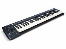 M-Audio Keystation 49 II | 49-Key USB MIDI Keyboard Controller, Pitch-Bend, NEW