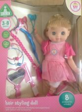 EARLY LEARNING CENTRE ELC Cup Cake Hair Styling Doll**New**