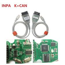 BMW INPA ediabas K+DCAN USB Interface Cable OBD2 OBDII Diagnostic Scanner Tool