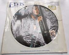 Elvis Presley Volume 3 Legendary Performer 1978 Picture Disc RCA 3078 Strong VG+