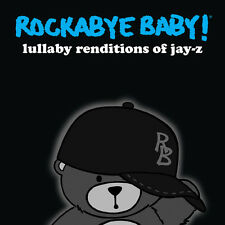 Lullaby Renditions Of Jay-Z - Rockabye Baby! (2013, CD NIEUW)