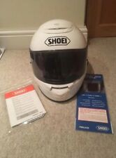 Shoei Qwest Motorcycle Helmet Size M Great Condition RRP £400