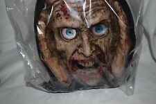 Scary Creepy Peeper Zombie Window Decoration Halloween Accessory Prop