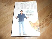 The World According to Jeremy Clarkson Paperback Book 2004