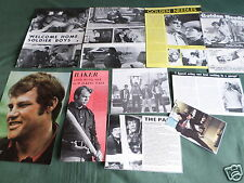 JOE DON BAKER - FILM STAR - CLIPPINGS /CUTTINGS PACK