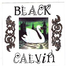 BLACK CALVIN  (A Postcard)  PICTURE SLEEVE ONLY!!!