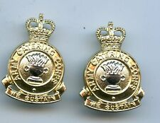 Army Catering  Corps Collar Badges