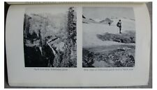 1931 Thorington Cromwell  PURCELL MOUNTAINS ASCENT British Columbia  MAPPING  -5