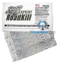 "STINGER RKX36B EXPERT ROADKILL DAMPENING SHEET MATS 9 pcs 18"" x 32"" = 36 SQ. FT"