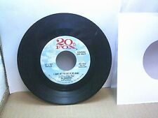 Old 45 RPM Record - 20th Fox 45-132 - Al Martino I Can't Get You Out Of My Heart