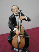 REDUCED BY £30!! RARE! Royal Doulton Figurine 'The Cellist'  HN2226 PERFECT!