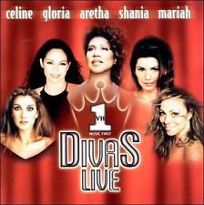 VH1 Divas Live Various Artists MUSIC CD