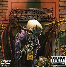 Avenged Sevenfold: All Excess (2007, DVD NEW) Explicit Version