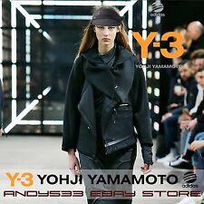 $90 Y-3 Yohji Yamamoto by adidas Roland Garros Visor Baseball Cap Womens Tennis