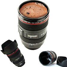 Tazza bicchiere obiettivo fotografico Reflex EF 24-105 Cup Bicchiere CupLens