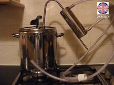 MEGA KIT!!! 12l Stainless Steel Pressure Cooker & Distiller Alcohol & Fermenter