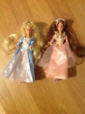 2 X Pretty Barbie Doll  Mattel 1999 Vintage. Indonesia