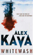 Whitewash by Alex Kava (Hardback, 2007)
