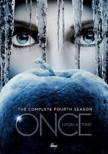 Once Upon a Time:  Season 4, DVD FORMAT, FREE SHIPPING, BRAND NEW.