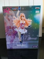Macross Frontier SQ Figure Sheryl Nome Model Figure Banpresto