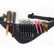 Professional Salon Hairdressing Scissors Comb Tool Storage Bag Barber Waist Pack