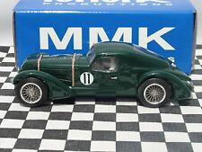 MMK BENTLEY MMK 72 RACING GREEN #11  RESIN LE  1:32 SLOT BNIB