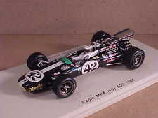Spark 1/43 Resin Eagle MK4, 4th Place 1968 INDY 500, #42 Denny Hulme  #S4258