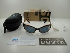COSTA DEL MAR HARPOON POLARIZED SUNGLASSES HR81 OGP WOOD FADE/GRAY 580P LENS