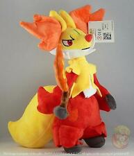 "Pokemon Delphox plush 12""/30 cm  Delphox/Mahoxy 12""/30cm UK Stock Fast Shipping"