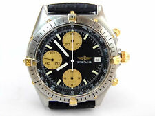 Breitling Chronomat Automatic Chronograph Cal. 7750 Stahl/Gold Ref. 81950 läuft