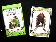 Elphabet 1984 Doug Keith, The Alphabet Illustrated with Elves Unicorn Publishing