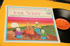PICCOLO CORO DELL'ANTONIANO LP FAR WEST ORIGINALE 1976 EX